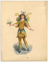 Krewe of Proteus 1892 costume 73