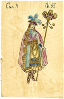 Mistick Krewe of Comus 1915 costume 55