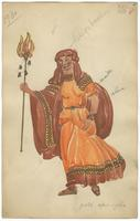 Mistick Krewe of Comus 1930 costume 100