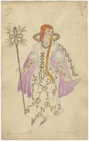 Mistick Krewe of Comus 1930 costume 61