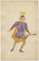 Mistick Krewe of Comus 1930 costume 11