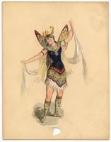 Krewe of Proteus 1892 costume 17