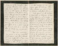Letter from Judah P. Benjamin to Jefferson Davis