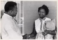 Spiver Gordon and woman
