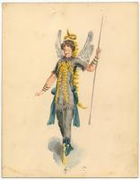 Krewe of Proteus 1892 costume 43