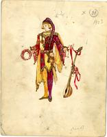 Mistick Krewe of Comus 1924 costume 31