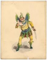 Krewe of Proteus 1892 costume 40