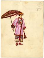 Mistick Krewe of Comus 1912 costume 40