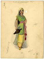 Krewe of Proteus 1905 costume 70