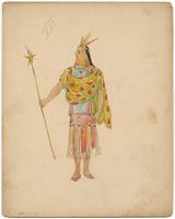 Knights of Momus 1903 costume 36