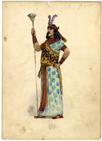Krewe of Proteus 1903 costume 50