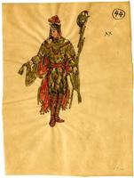 Mistick Krewe of Comus 1910 costume 44