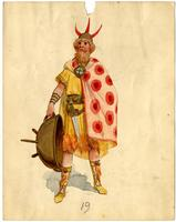 Krewe of Proteus 1909 costume 19