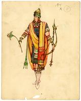 Mistick Krewe of Comus 1914 Costume 11