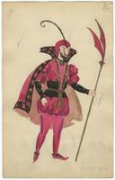 Mistick Krewe of Comus 1930 costume 49