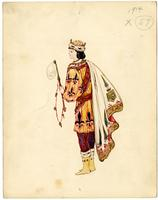 Mistick Krewe of Comus 1914 costume 57