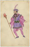Mistick Krewe of Comus 1930 costume 34