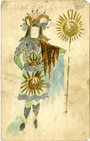 Mistick Krewe of Comus 1924 costume 40
