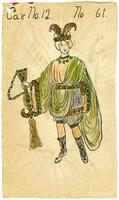 Mistick Krewe of Comus 1915 costume 61