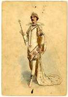 Krewe of Proteus 1899 costume 01