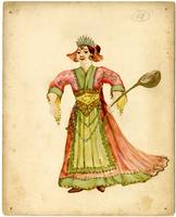 Mistick Krewe of Comus 1894 costume 13