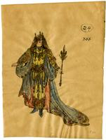 Mistick Krewe of Comus 1910 costume 24