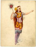 Krewe of Proteus 1907 costume 28