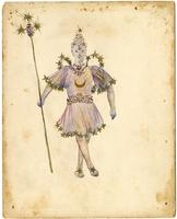 Mistick Krewe of Comus 1894 costume 65