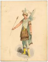 Krewe of Proteus 1892 costume 82