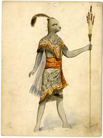 Krewe of Proteus 1907 costume 96