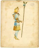Mistick Krewe of Comus 1894 costume 93
