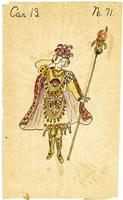 Mistick Krewe of Comus 1915 costume 71