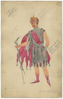 Mistick Krewe of Comus 1930 costume 117