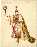 Mistick Krewe of Comus 1914 costume 62