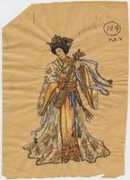 Mistick Krewe of Comus 1908 costume 104