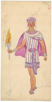 Mistick Krewe of Comus 1931 costume 113