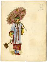Mistick Krewe of Comus 1912 costume 34