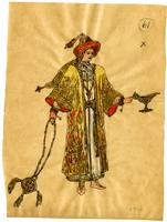 Mistick Krewe of Comus 1910 costume 61