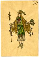 Mistick Krewe of Comus 1914 costume 45