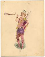 Krewe of Proteus 1892 costume 32