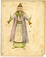 Mistick Krewe of Comus 1894 costume 63