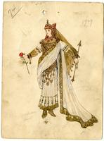 Mistick Krewe of Comus 1909 costume 74