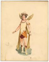Krewe of Proteus 1892 costume 99