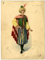 Krewe of Proteus 1905 costume 74