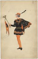 Mistick Krewe of Comus 1930 costume 10