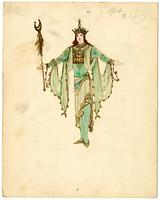 Mistick Krewe of Comus 1914 costume 64