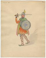 Mistick Krewe of Comus 1927 costume 25