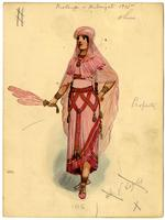 Krewe of Proteus 1905 costume 106