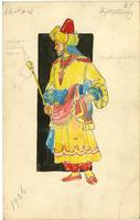 Mistick Krewe of Comus 1926 costume 69