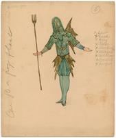 Knights of Momus 1910 costume 05